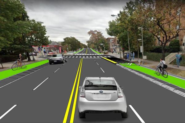 Reversible Lanes Study